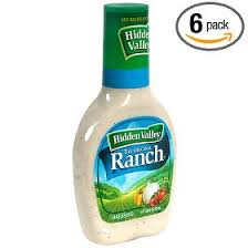 garlic ranch dressing