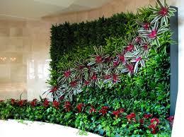 living wall gardens