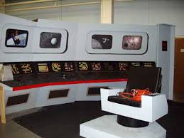 star trek exhibit