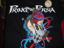 prince of persia shirt