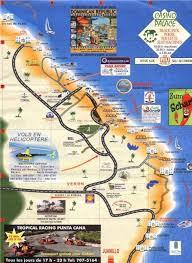 map of punta cana resorts