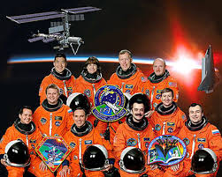 endeavour crew