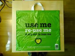 asda plastic bag