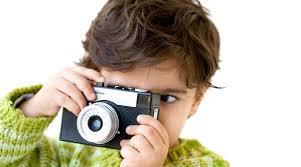camera children