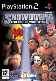 showdown legends of wrestling ps2