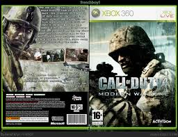 call of duty 4 modern warfare for ps2