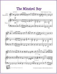 alto sax music sheets