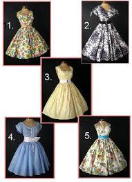 1950s style prom dresses