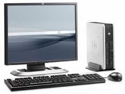 hp compaq dc7700 ultra slim desktop pc