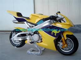 racing pocketbikes