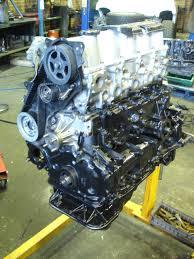 mazda b2500 engine