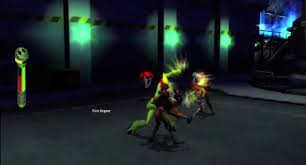 ben 10 alien force game ps2