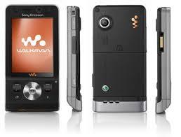 sony ericsson w910i mobile