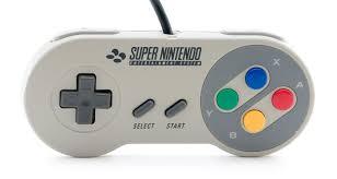 super nes controllers