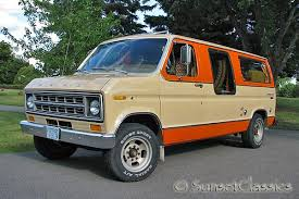 1977 ford van