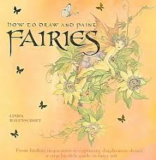 how to paint fairies