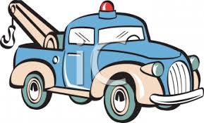 clip art tow truck