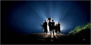 backlit picture