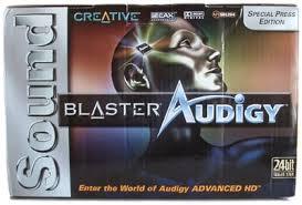 creative sound blaster audigy platinum