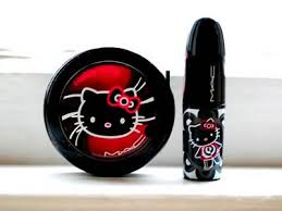 make up hello kitty