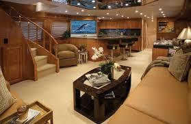 luxury yachts interior