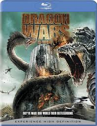 dragon wars blu ray