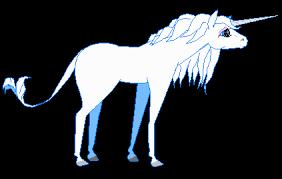 animation unicorn