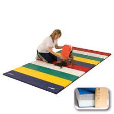 gymnastic pads