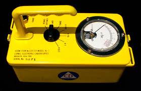 radiation detection instrument