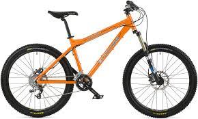 orange crush mountain bikes