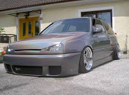 golf 3 bumpers