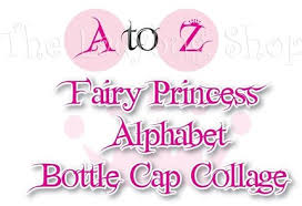 princess alphabet