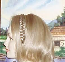 braided hair headbands