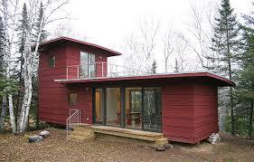 fabricated house