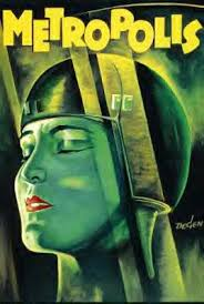 metropolis movie posters