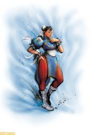 chun li street fighter 4