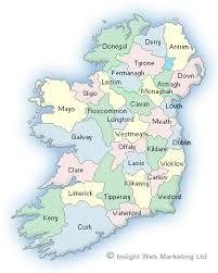 irish towns