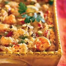shrimp casserole recipe