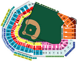 fenway seating