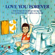 love you forever robert munsch