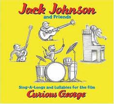 jack johnson lullabies