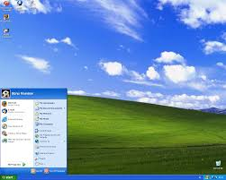 parts of windows xp