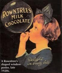 rowntree chocolate