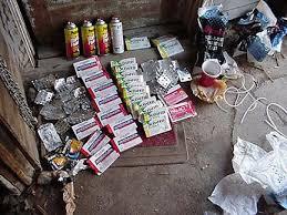 methamphetamines ingredients