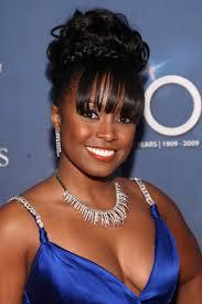 black hairstyles 2009