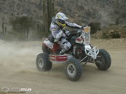 polaris atv racing