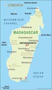 madagascar the country