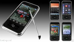 celulares touch screen
