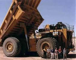 big dumper trucks