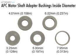 motor shafts
